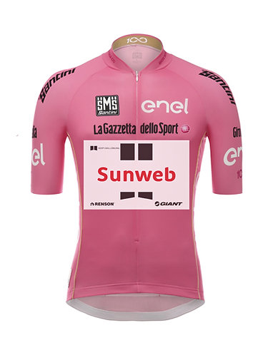 TEAM SUNWEB SANTINI LEADERS 短袖車衫