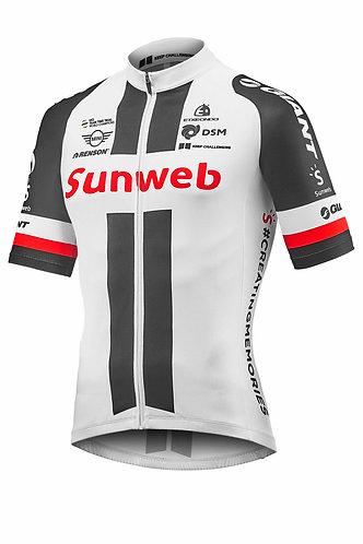2018 TEAM SUNWEB REPLICA 短袖單車衫