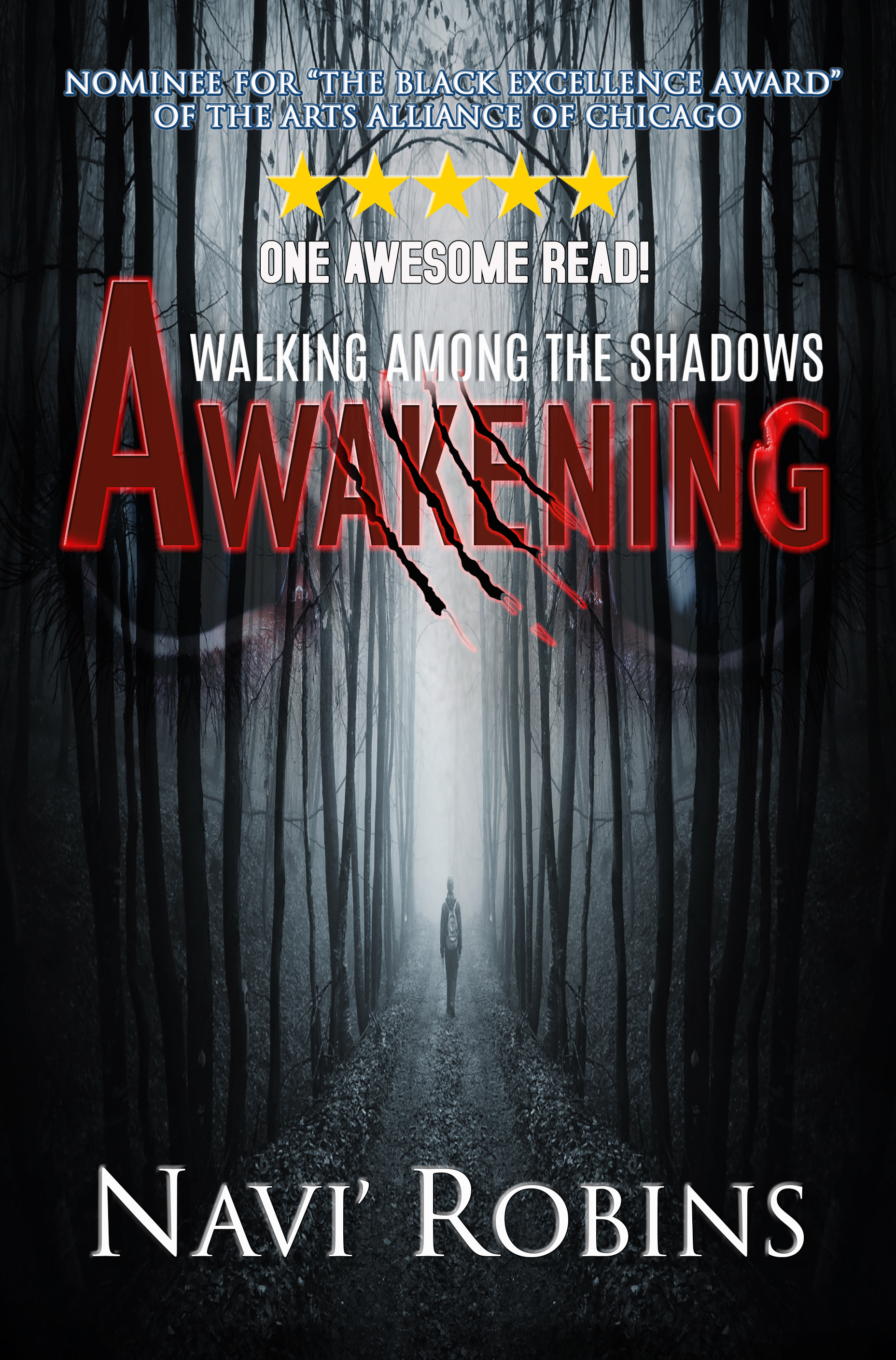 Walking Among the Shadows: Book One