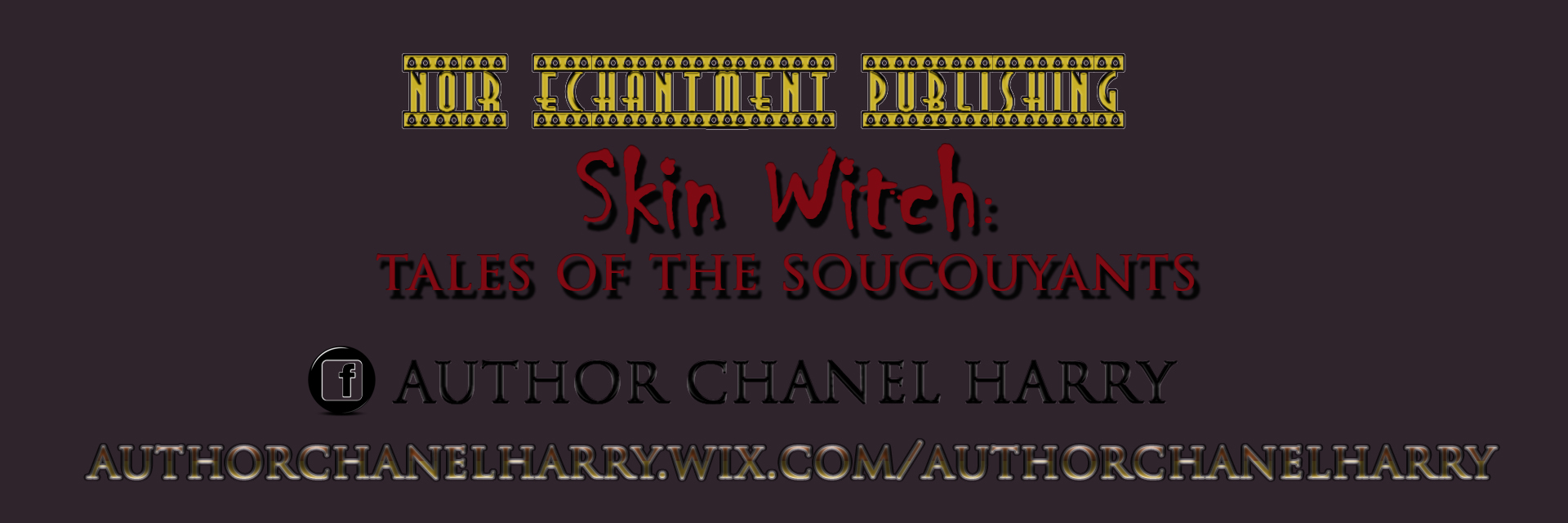SKIN WITCH BOOKMARK BACK