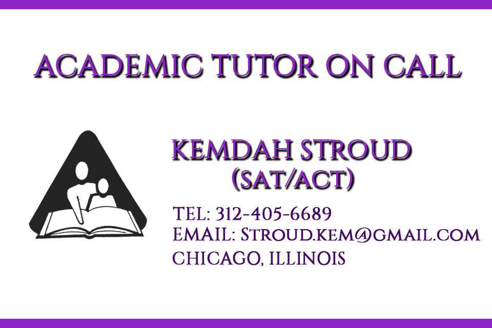 FRONT OF BUSINESS CARD FOR KEMDAH