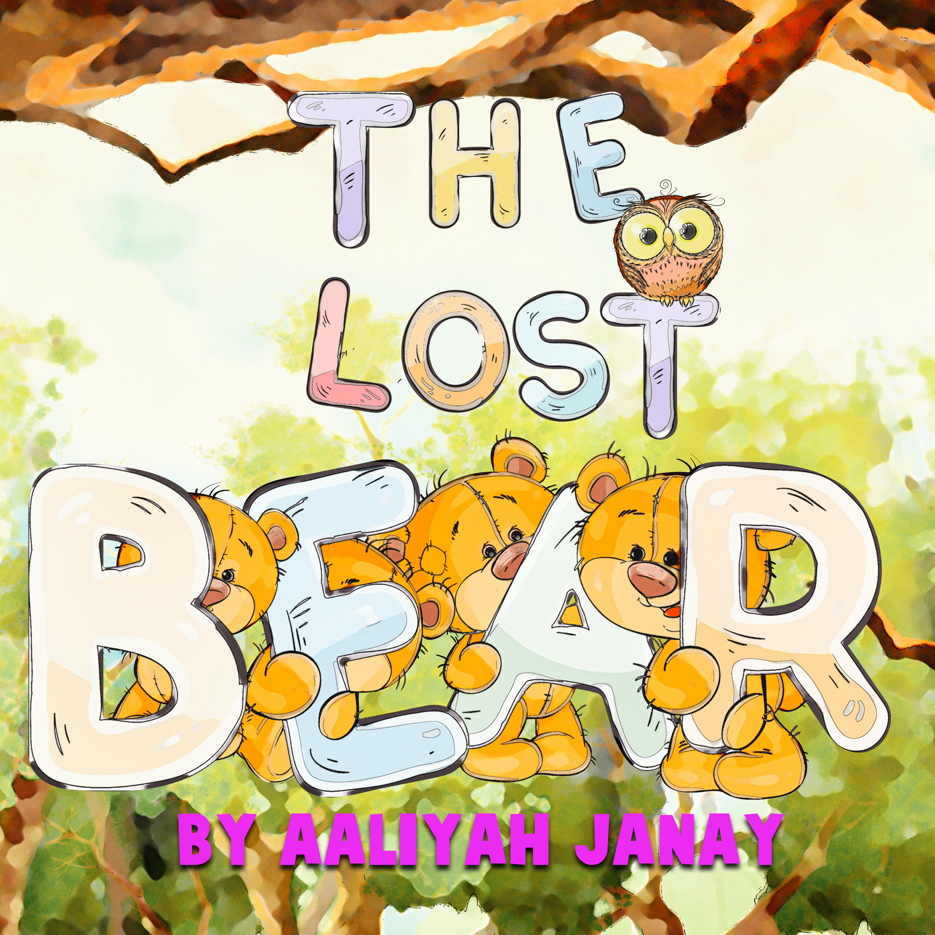 the lost bear first concept