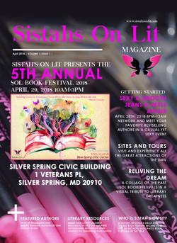 magazine cover SOL 2018
