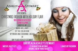 ashley stewart flyer first concept