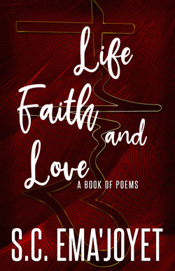 love life and faith book cover second co