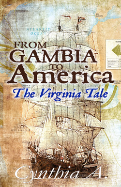 FROM GAMBIA TO AMERICA FIRST CONCEPT