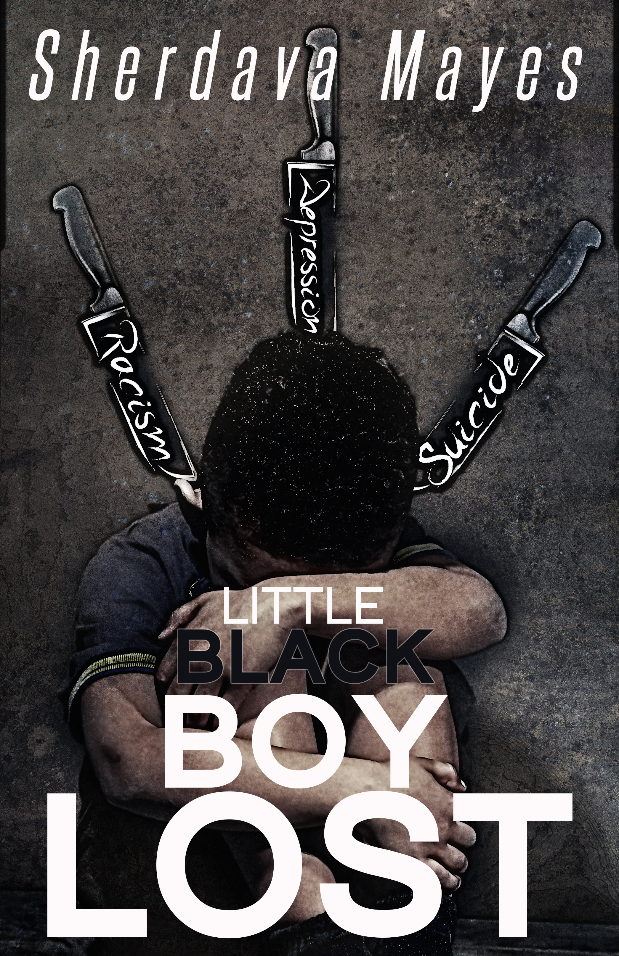 little black boy lost edit name itallic.