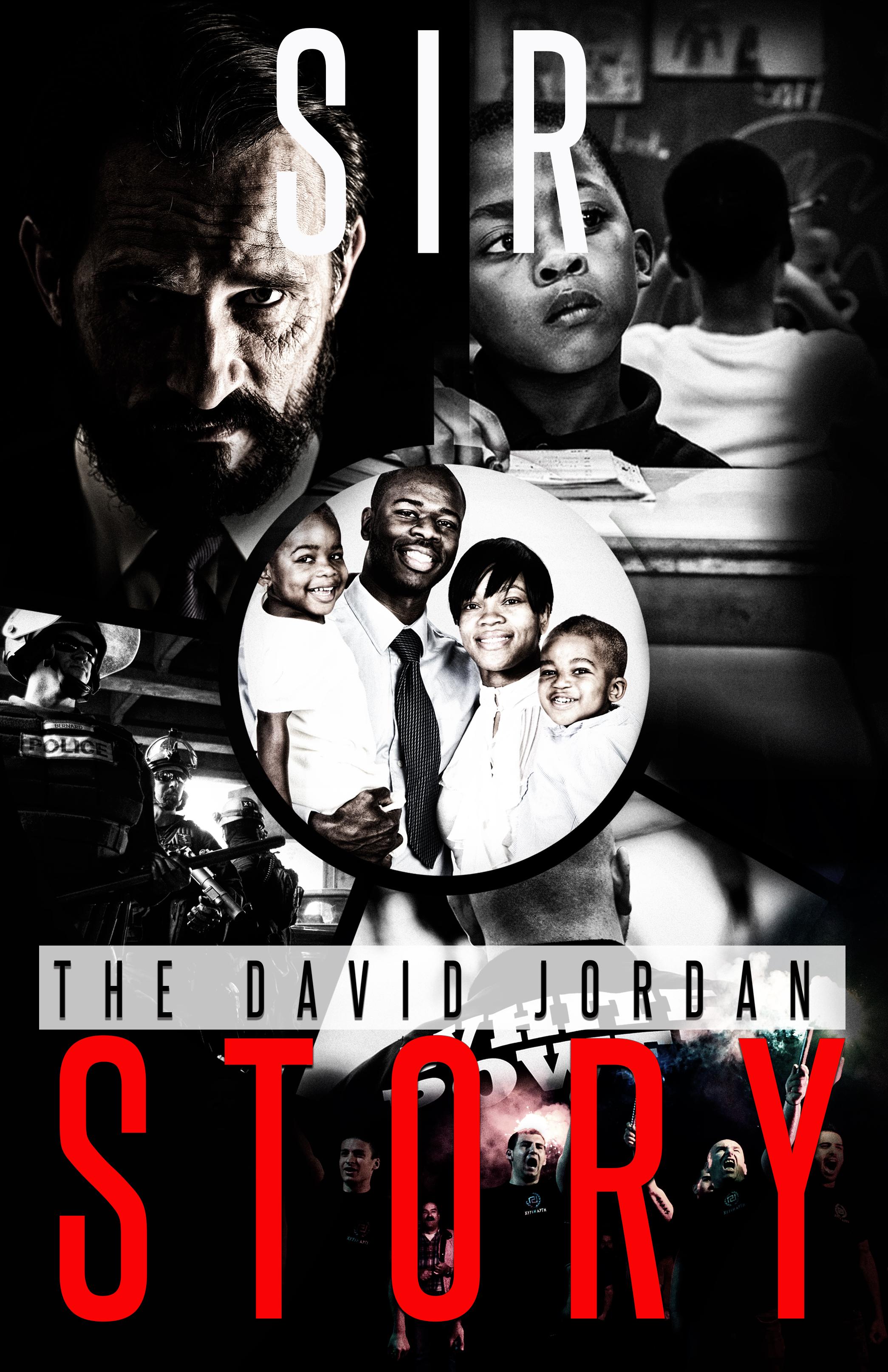 THE DAVID JORDAN STORY FIRST CONCEPT