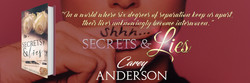 secrets and lies bookmark front