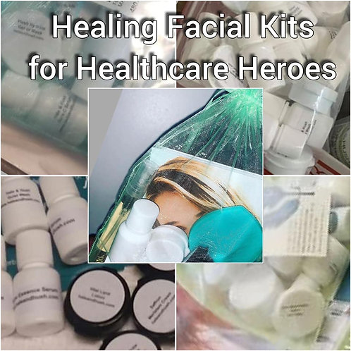 Healing Facial  KIT for Healthcare Heroes