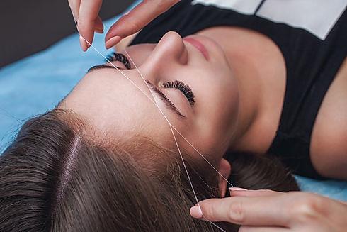 Facial Threading LX Day Spa