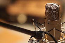 Studio d'enregistrement Mic