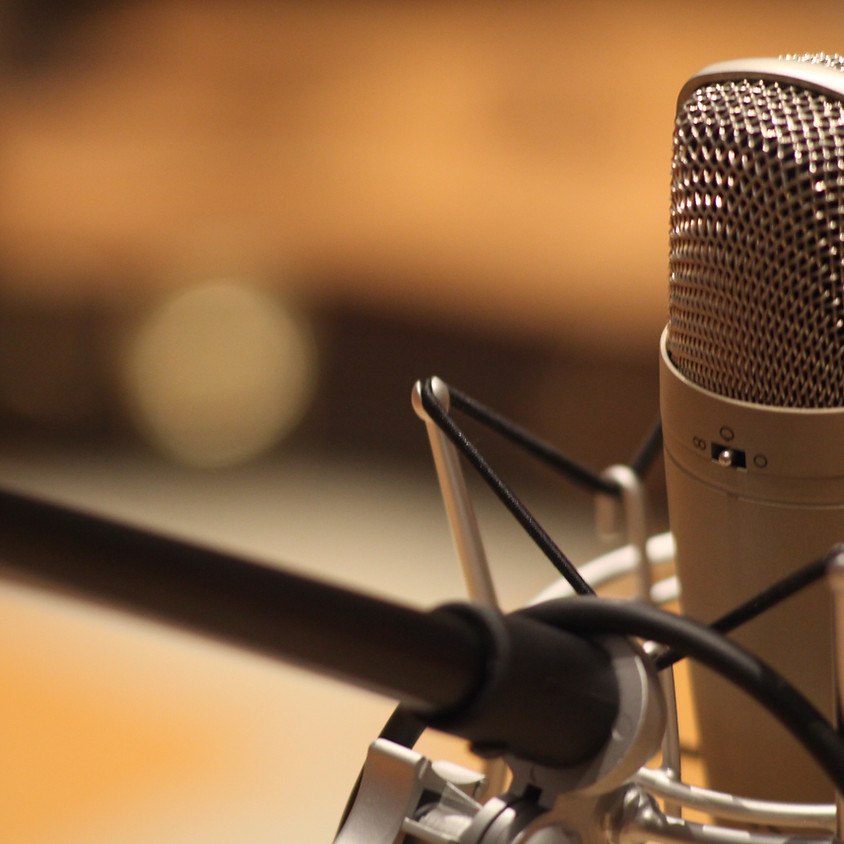 Free Intro to Voice Over (SOLD OUT)