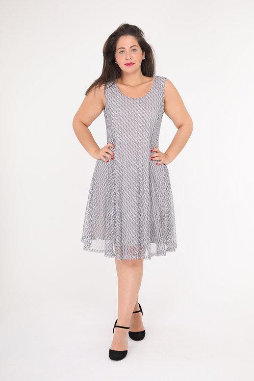 A-Line Dress, Sleeveless