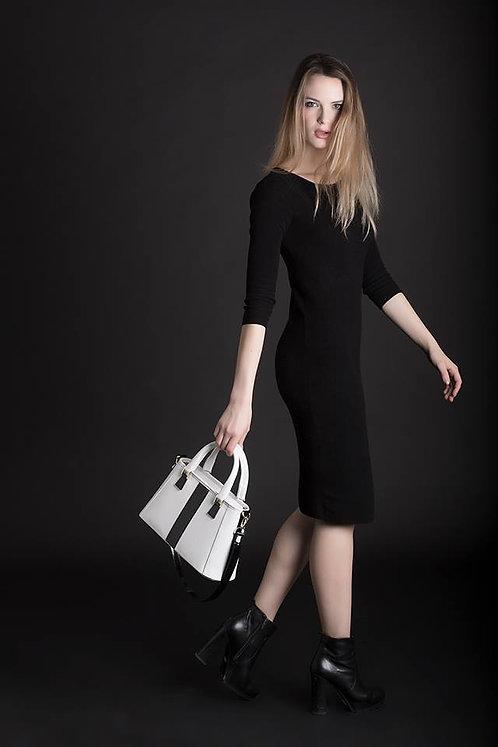 """Myne"" Leather Handbag By CFONTAN"
