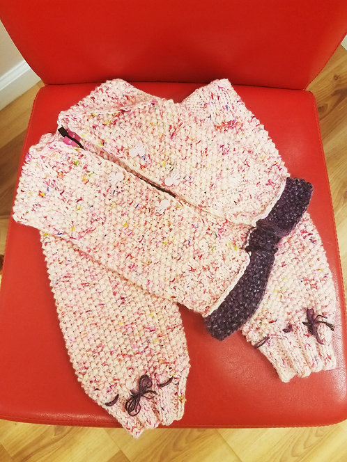 Pant and Top Set for Girls