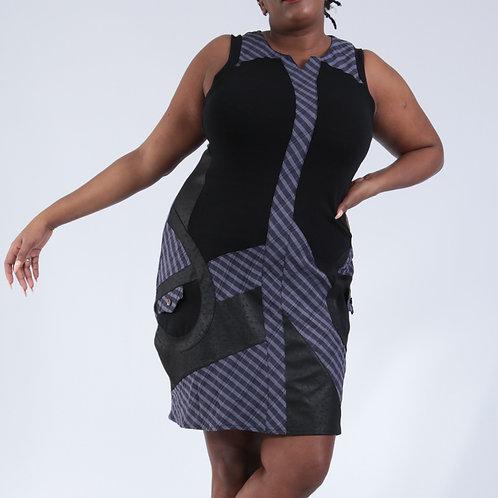 Sleeveless Dress/Sarafan