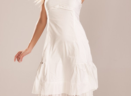 What's not to love about this beautiful Summer Dress?