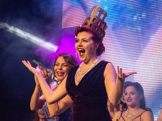 The 2016 Papessa of Burlesque!