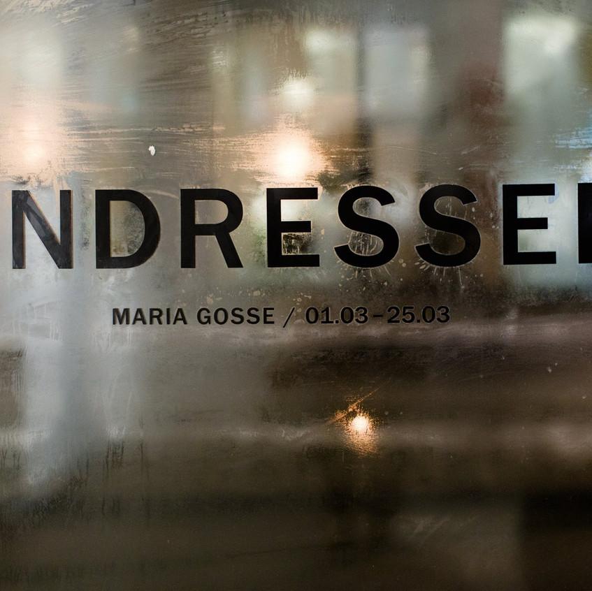 Maria Gossé - Undressed