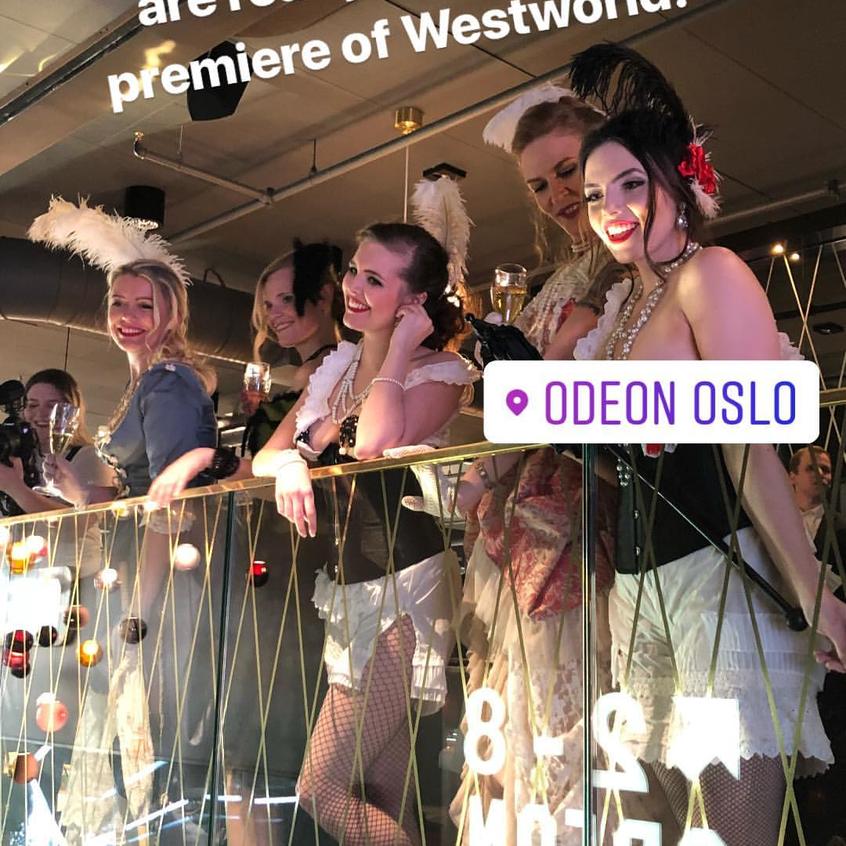 HBO Westworld S02 premiere