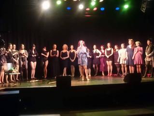 Oslo Streetdance Burlesque Student Showcase