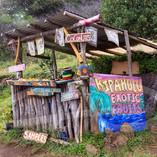 Fruit Stand at Kipahulu