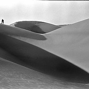 Southern California Sand Dunes 1