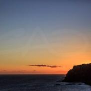 Backroad Sunset From Hana
