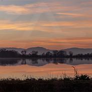 Coast Range Sunset