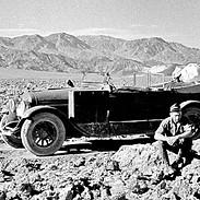Contemplating Death Valley