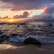 Napili Bay Sunset I