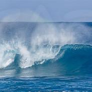 Ho'okipa MIsty Wave