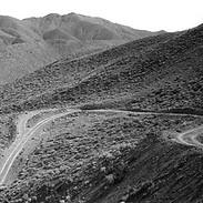 Titus Canyon Road 1