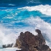 Ho'okipa Crashing Wave