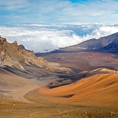 Haleakala Valley I