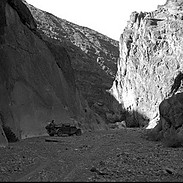 Traveling Through The Canyon 1