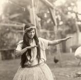 Backyard Hula Practice