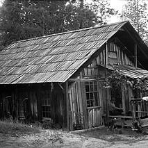 Marshall Cabin 2, Colma, California
