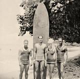 Surfers and Beach Boys