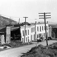 Silver City orGold Hill, California