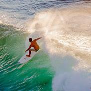 Honolua Bay Surfer