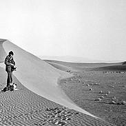 Death Valley Sand Dunes 1