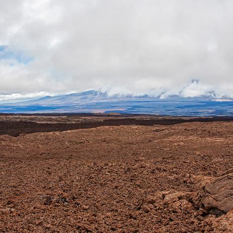 Mauna Loa Lava Field