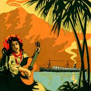 Old Matson Postcard