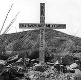 Boot Hill Graveyard Marker