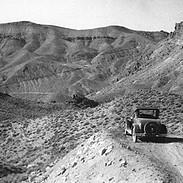 Titus Canyon Road 2