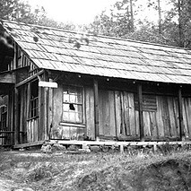 Marshall Cabin 1, Colma, California
