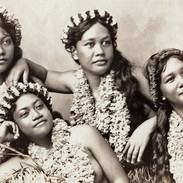 Hawaiian Beauties