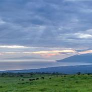 Ma'alaea Bay at Sunset